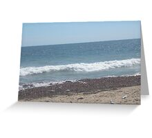 Beachscape Greeting Card