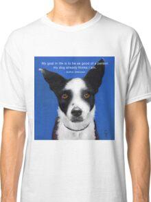 Downtown Dog Classic T-Shirt