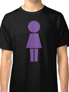 Robot Girl Classic T-Shirt