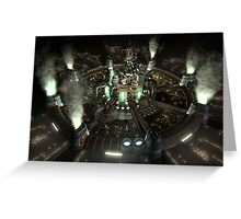 Final Fantasy VII - Central Greeting Card