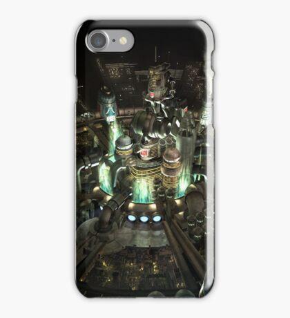 Final Fantasy VII - Central iPhone Case/Skin