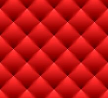 Red Quilted by Yampimon
