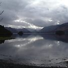 Lake district by Ivor
