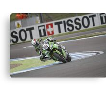 Ponsson - World Superbikes Canvas Print