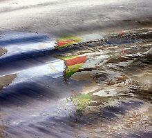 Painting the water by Haydee  Yordan