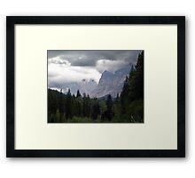 Mt. Fitzwilliam (1) Framed Print