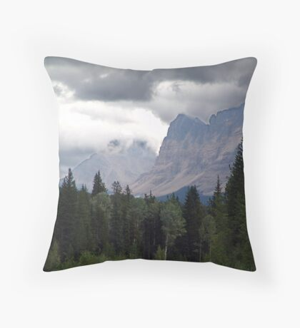 Mt. Fitzwilliam (1) Throw Pillow
