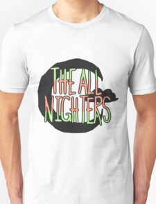 The All Nighters Official Secondary Logo T-Shirt