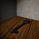 3D Key by LeighAth