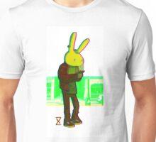 Cool rabbit 3d 3 Unisex T-Shirt