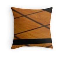 Office Abstract #2 Throw Pillow