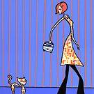 Material Girls by NinaVelvet