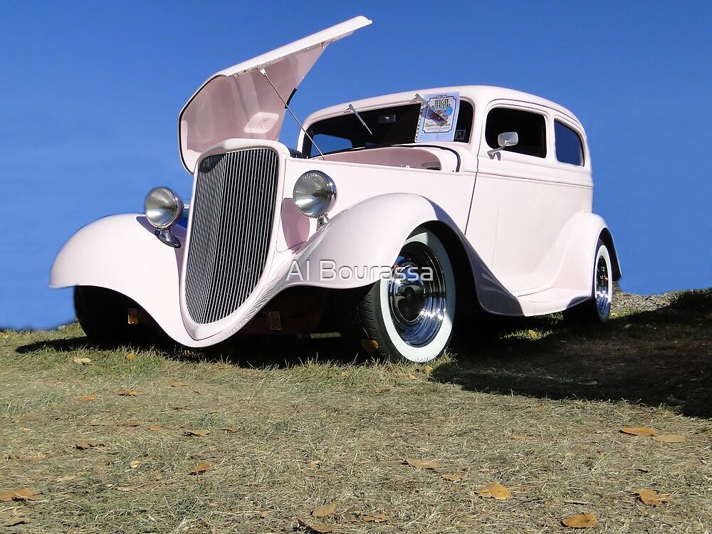 Sweet, Sweet Ride by Al Bourassa