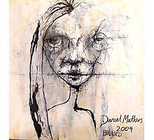 bruised Photographic Print