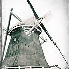 A Windmill in Germany by DanielleQ