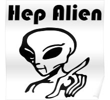 Hep Alien shirt - Gilmore Girls, Lane Kim, Zack Van Gerbig Poster