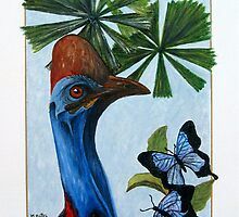 In the Tropics by Mim Bates