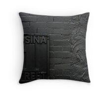 1 Rosina Street Throw Pillow
