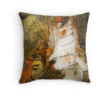 AMAZING WORLD OF CAVES Throw Pillow