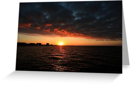 1/1/11 sunrise by kathy s gillentine