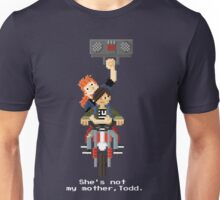 John Connor and Tim - Terminator 2 Unisex T-Shirt