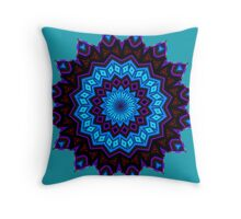 Kaleidoscope Throw Pillow