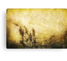 Summers Tide Canvas Print