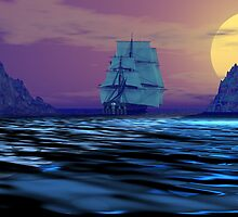 The Ocean Awaits. by mairin