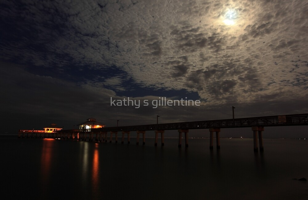 under the moonlight by kathy s gillentine
