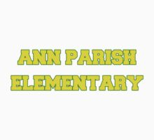 ANN PARISH ELEMENTARY Kids Clothes