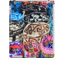 Bright Knit Bags iPad Case/Skin