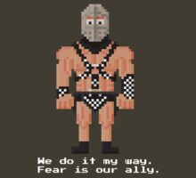 Lord Humungus - Mad Max 2 Pixel Art by Gwendal
