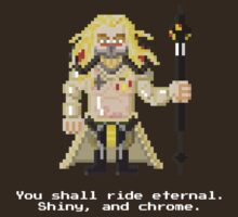 Immortan Joe - Fury Road Pixel Art by Gwendal