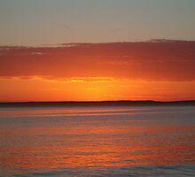 Huskisson Sunrise by Louise Dove