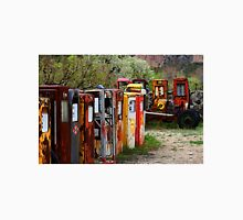 Gas Pump Conga Line in New Mexico Unisex T-Shirt