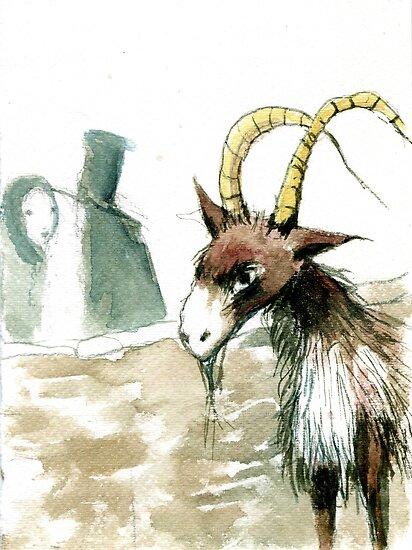 The Goat Heard by Nicholas  Beckett
