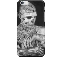 Zomboy iPhone Case/Skin