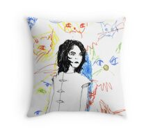 Make your own wallpaper Throw Pillow