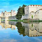 Reflections from a majestic Castle by Anthony Hedger Photography