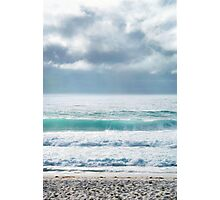The Waves Photographic Print