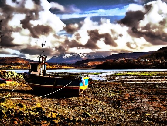 Portree Resting by Polly x