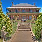 Monte Cristo Mansion, Junee, NSW, Australia by Adrian Paul