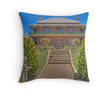 Monte Cristo Mansion, Junee, NSW, Australia Throw Pillow