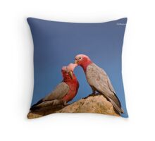 The Apprentice Throw Pillow