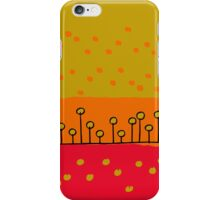 vegetal 02 iPhone Case/Skin