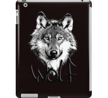 Wolf 6 iPad Case/Skin