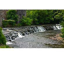 Bainbridge Falls Photographic Print