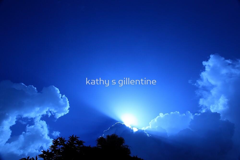 Breaking through by kathy s gillentine