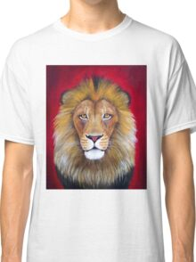 The Lion of the Tribe of Judah Classic T-Shirt