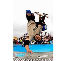 Steve Caballero - Bondi Bowlarama 2009 Photographic Print